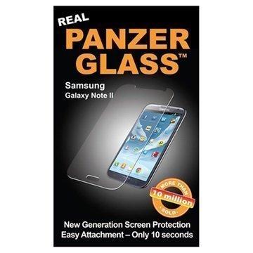 Samsung Galaxy Note 2 N7100 PanzerGlass Karkaistu Lasinen Näytönsuoja