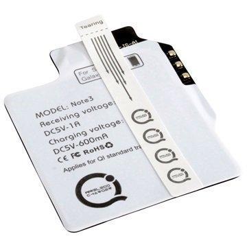Samsung Galaxy Note 3 N9000 Ansmann Qi Langaton Latausvastaanotin