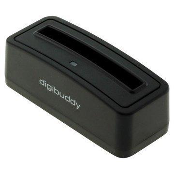 Samsung Galaxy Note 3 N9005 Digibuddy 1301 Akkulaturi Musta