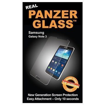 Samsung Galaxy Note 3 N9005 PanzerGlass Näytönsuoja