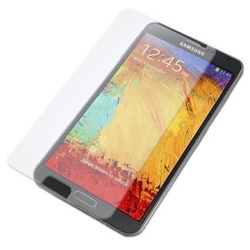 Samsung Galaxy Note 3 Naztech Premium Tempered Glass Screen Protector