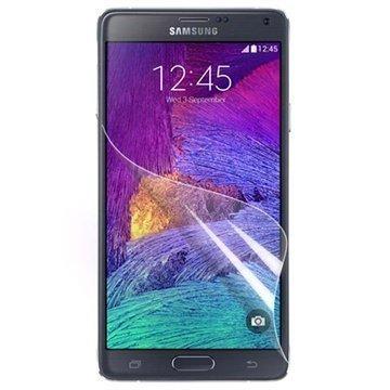 Samsung Galaxy Note 4 Ksix Näytönsuoja Läpinäkyvä