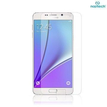 Samsung Galaxy Note 5 Naztech Näytönsuoja Karkaistua Lasia