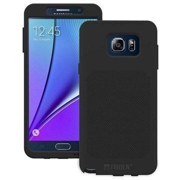 Samsung Galaxy Note 5 Trident Aegis Pro Kotelo Musta