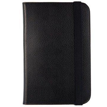 Samsung Galaxy Note 8.0 N5100 Galaxy Note 8.0 N5110 Anymode I-Band Nahkainen Suojakotelo Musta