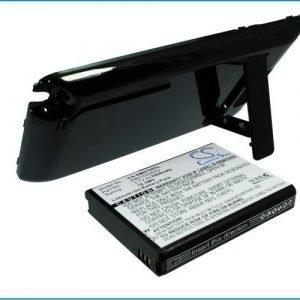 Samsung Galaxy Note GT-N7000 GT-I9220 SGH-i717 Galaxy Note LTE GT-I9200 tehoakku 5000 mAh laajennetulla takakannella