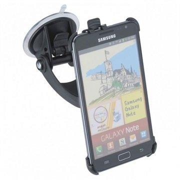 Samsung Galaxy Note N7000 iGrip T5-93600 Matkustussarja / Autopidike Musta