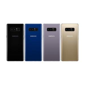 Samsung Galaxy Note8 Takakansi Hopea