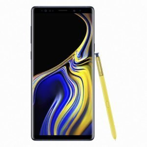Samsung Galaxy Note9 Dual Sim Ocean Blue 512 Gt Puhelin
