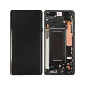 Samsung Galaxy Note9 Näyttö & Runko Musta