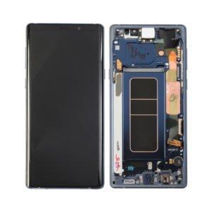 Samsung Galaxy Note9 Näyttö & Runko Sininen