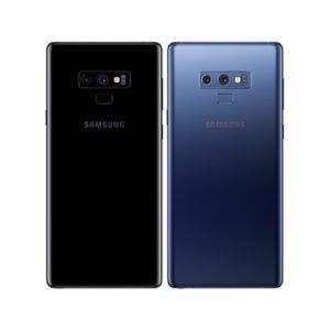 Samsung Galaxy Note9 Takakansi Musta