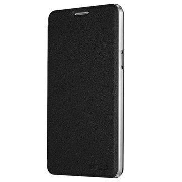 Samsung Galaxy On5 Kalaideng L Series Läppäkotelo Musta