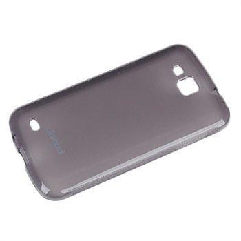 Samsung Galaxy Premier I9260 Jekod TPU-Suojakotelo Musta