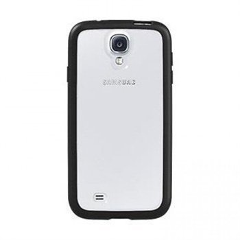 Samsung Galaxy S 4 I9500 Griffin Reveal Snap-On Kotelo Musta