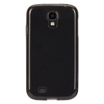 Samsung Galaxy S 4 I9500 I9505 Griffin Joustava TPU Suoja Musta