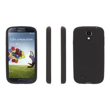 Samsung Galaxy S 4 I9500 I9505 Griffin Silikonisuoja Musta