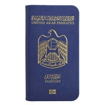Samsung Galaxy S 4 I9500 I9505 Ozaki O!Coat Worldpass Folio Kotelo Passi UAE