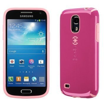 Samsung Galaxy S 4 Mini I9190 I9195 Speck Candyshell Kotelo Pinkki / Sorbetti Vaaleanpunainen