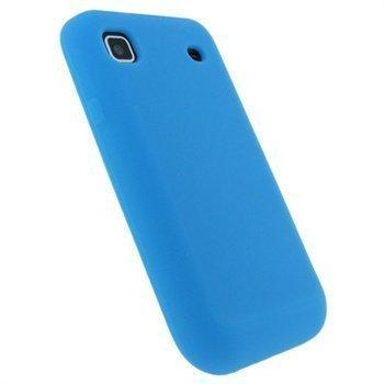 Samsung Galaxy S I9000 iGadgitz Silikonikotelo Sininen