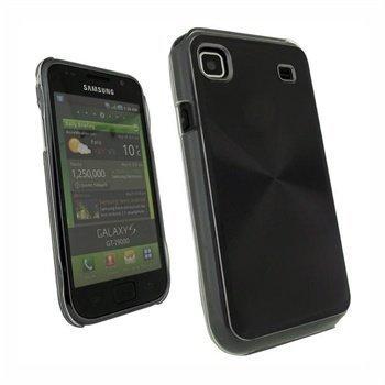 Samsung Galaxy S iGadgitz Kovakotelo Musta