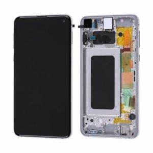 Samsung Galaxy S10e Näyttö & Runko Prism Green