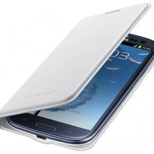 Samsung Galaxy S3 Flip Wallet Puhelinkotelo