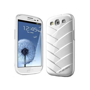 Samsung Galaxy S3 I9300 Musubo Mummy Case White