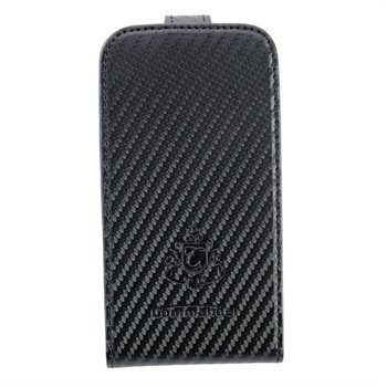 Samsung Galaxy S3 i9300 Commander Function Deluxe Leather Case Black