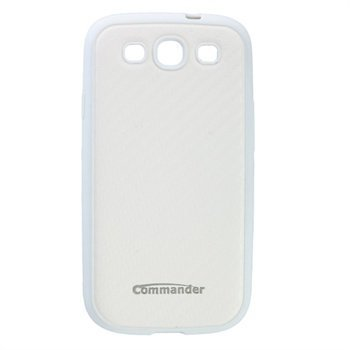 Samsung Galaxy S3 i9300 Commander ProArt Case White