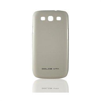 Samsung Galaxy S3 i9300 Dolce Vita Glossy Takakansi Valkoinen