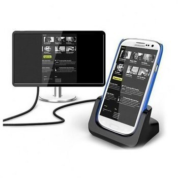 Samsung Galaxy S3 i9300 KiDiGi HDMI USB Desktop Charger