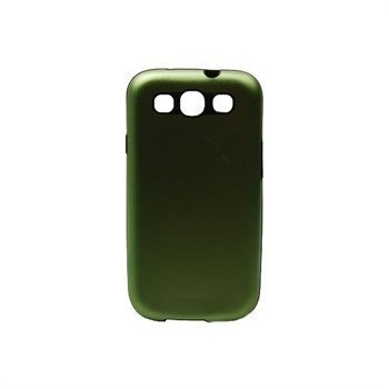 Samsung Galaxy S3 i9300 Konkis Back Cover Green