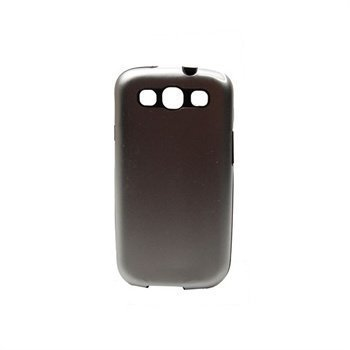 Samsung Galaxy S3 i9300 Konkis Back Cover Silver