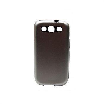 Samsung Galaxy S3 i9300 Konkis Back Cover Silver