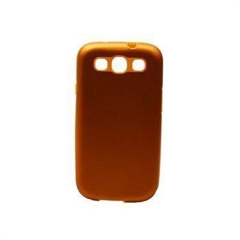 Samsung Galaxy S3 i9300 Konkis Back Cover Yellow