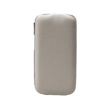Samsung Galaxy S3 i9300 Konkis Flip Folio Case White
