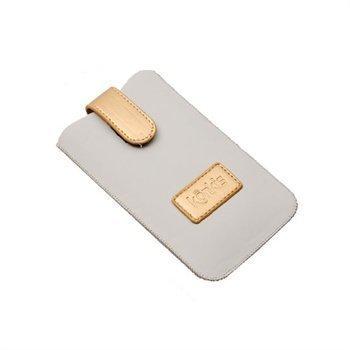 Samsung Galaxy S3 i9300 Konkis Quick Up Case Silver