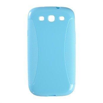 Samsung Galaxy S3 i9300 Peter Jäckel Protector Solid Case Blue
