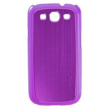 Samsung Galaxy S3 i9300 Peter Jäckel Takakuori Pastelli Violetti