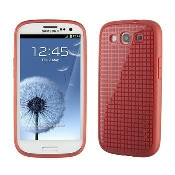 Samsung Galaxy S3 i9300 Speck PixelSkin HD Case Coral