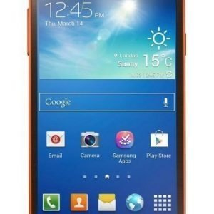 Samsung Galaxy S4 Active I9295 LTE 4G Orange Flare
