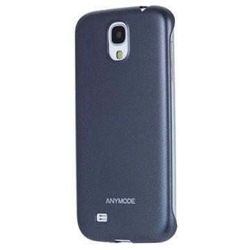 Samsung Galaxy S4 I9500 Anymode Suojakuori Musta
