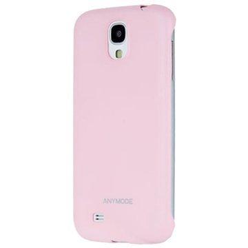 Samsung Galaxy S4 I9500 Anymode Suojakuori Pinkki