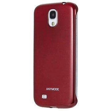 Samsung Galaxy S4 I9500 Anymode Suojakuori Punainen