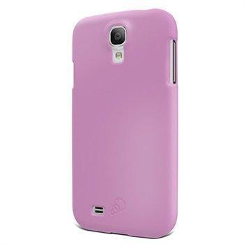 Samsung Galaxy S4 I9500 I9505 Cygnett Feel Snap-On Kotelo Vaaleanpunainen