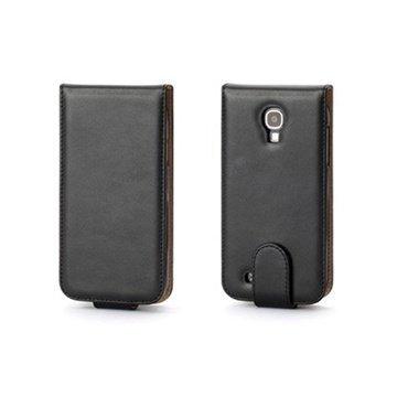 Samsung Galaxy S4 I9500 I9505 Griffin Midtown Flip Leather Case Black