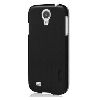 "Samsung Galaxy S4 I9500 I9505 Incipio Feather Shine Kotelo â"" Obsidian Musta"
