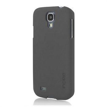 Samsung Galaxy S4 I9500 I9505 Incipio Feather Suojakotelo Harmaa