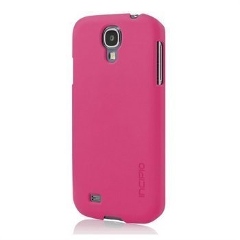 Samsung Galaxy S4 I9500 I9505 Incipio Feather Suojakotelo Pinkki